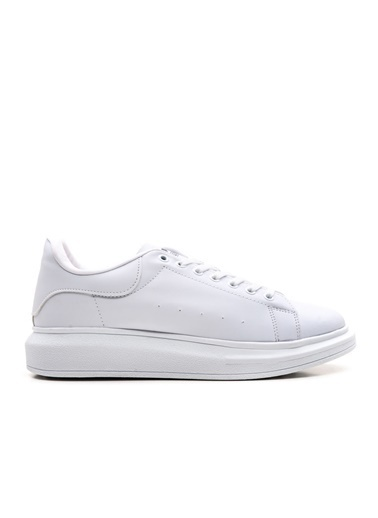 Slazenger Erkek GAMBA Sneakers SA10LE094 Beyaz